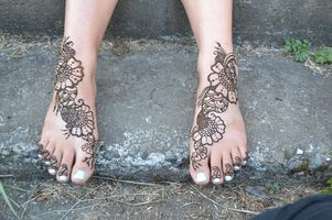 Henna Art by Amy Lee